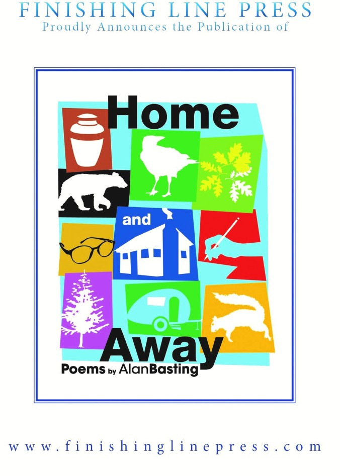Home Away Poems by AlanBasting
